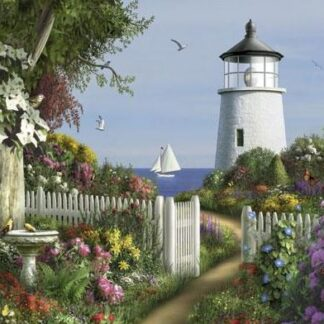 To The Lighthouse - 1000 Piece Jigsaw Puzzle