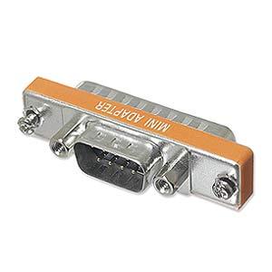 CharlesSimpson.com Ziotek Adapter Thin DB9 Male to DB25 Male ZT1310148