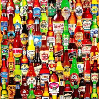 CharlesSimpson.com 99 Bottles of Beer on the Wall - 1000 Piece Jigsaw Puzzle