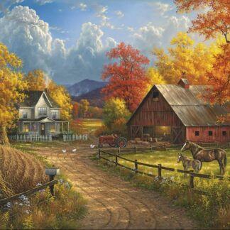 CharlesSimpson.com Country Blessings - 1000 Piece Jigsaw Puzzle