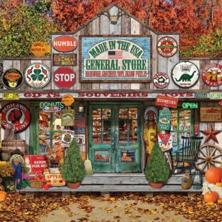 CharlesSimpson.com General Store - 1000 Piece Jigsaw Puzzle