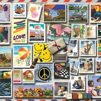 CharlesSimpson.com America Smiles - 1000 Piece Jigsaw Puzzle