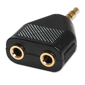 CharlesSimpson.com 3.5mm Headphone Splitter
