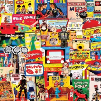 CharlesSimpson.com I Remember Those - 300 Piece Jigsaw Puzzle