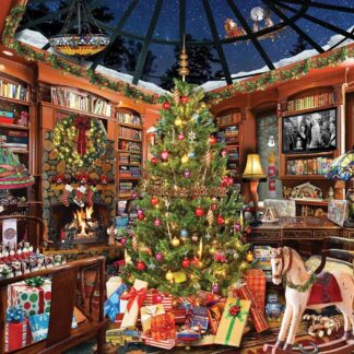 CharlesSimpson.com Christmas Seek & Find - 1000 Piece Jigsaw Puzzle