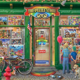 CharlesSimpson.com Puzzle Shop - 1000 Piece Jigsaw Puzzle