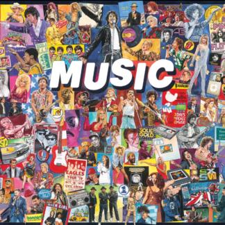 CharlesSimpson.com Music - 1000 Piece Jigsaw Puzzle