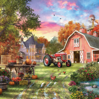 CharlesSimpson.com Farm Life - 1000 Piece Jigsaw Puzzle