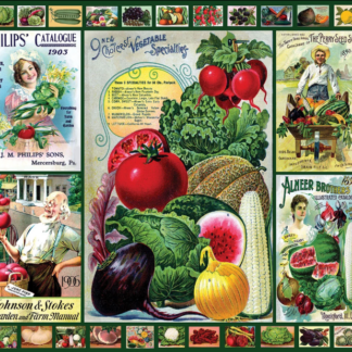 CharlesSimpson.com Everything for the Garden - 1000 Piece Puzzle