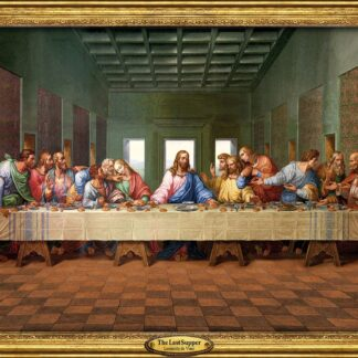 CharlesSimpson.com The Last Supper - 1000 Piece Jigsaw Puzzle