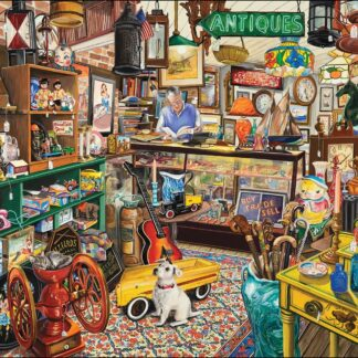 CharlesSimpson.com Antique Store - 1000 Piece Jigsaw Puzzle