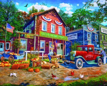 CharlesSimpson.com Country Store - 1000 Piece Jigsaw Puzzle