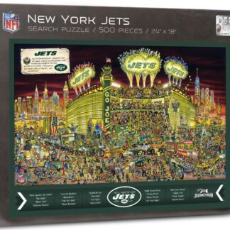 CharlesSimpson.com New York Jets - Find Joe Journeyman - 500 Piece Jigsaw Puzzle