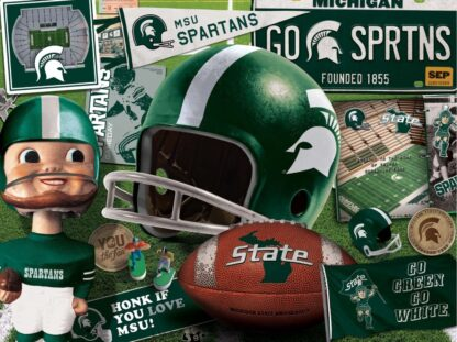 CharlesSimpson.com Michigan State Spartans - 500 Piece Jigsaw Puzzle