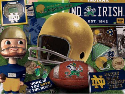 CharlesSimpson.com Notre Dame Fighting Irish - 500 Piece Jigsaw Puzzle