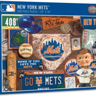 CharlesSimpson.com New York Mets - 500 Piece Jigsaw Puzzle